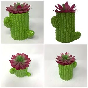 Garden Party Artificial Cactus Succulent!